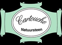 Het logo van Cartouche Natuursteen