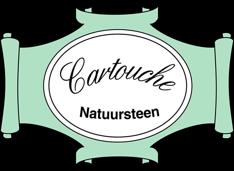 Cartouche Natuursteen